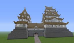 Japanese castle, expanded
