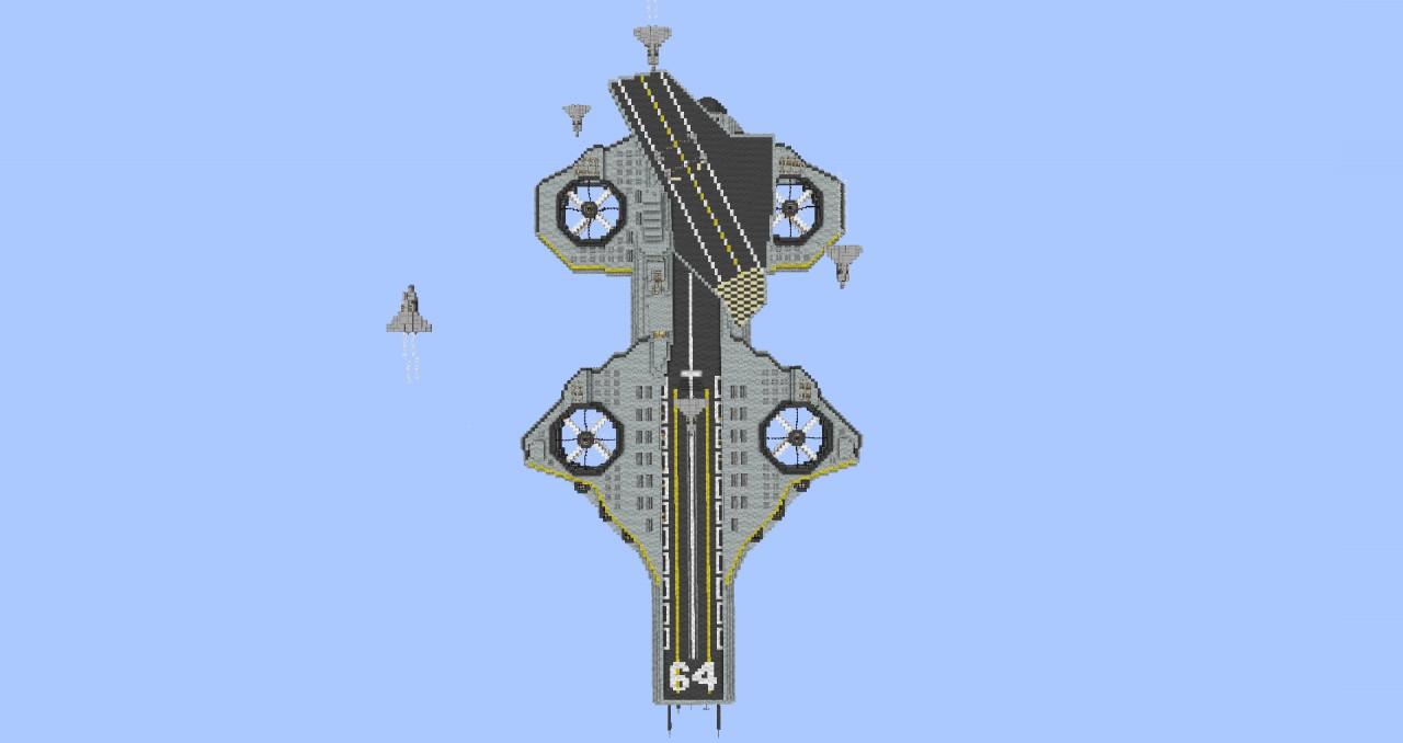 shield helicarrier