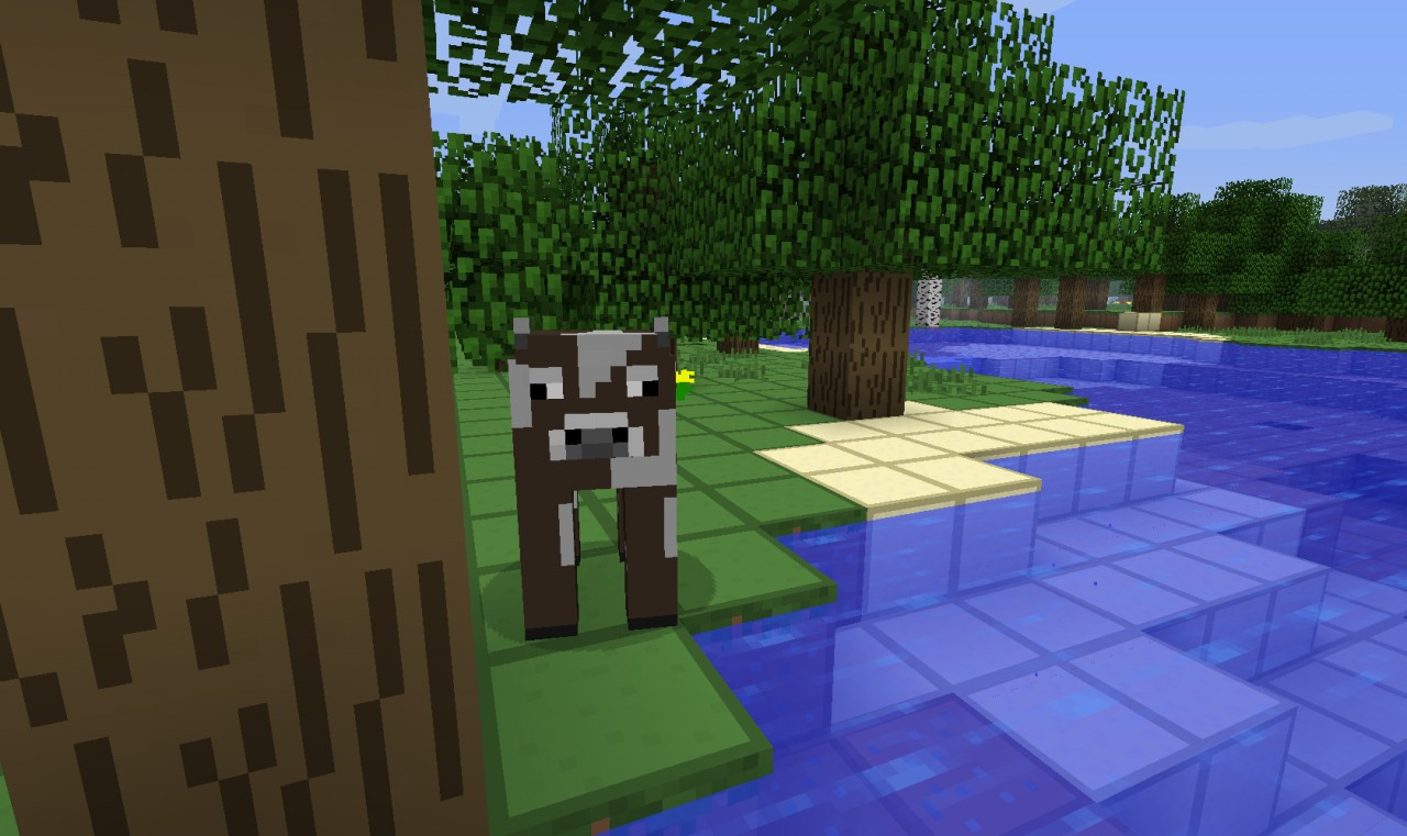 X-Ray Vision Texture Pack