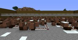Minecraft: C418 [Sweden] on NoteBlocks ♫ Minecraft