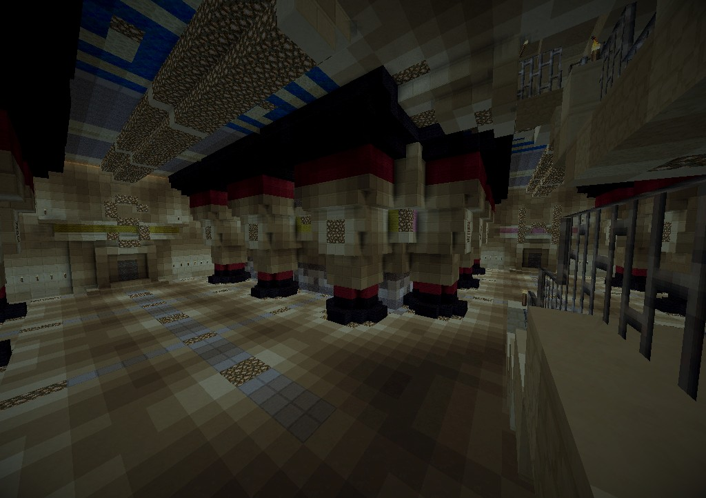 Greek Athens Spawn Minecraft Project