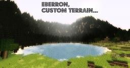 [PLS READ DESC.] Eberron: custom terrain, ore's, cave's, dungeon's and more... Minecraft Map & Project