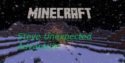 Steve's Unexpected Advanture Minecraft Blog