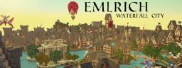 EmlRich Falls. The new beginning. Minecraft Map & Project