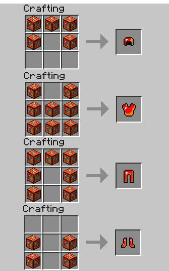 Crafting Omni Armor