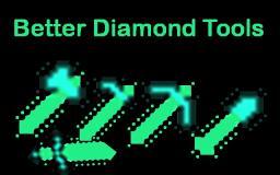 [1.2.5] Better Diamond Tools Minecraft Mod