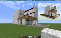 K-ON YUI HOUSE Minecraft Project