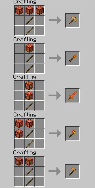 Crafting Regular Omni Tools