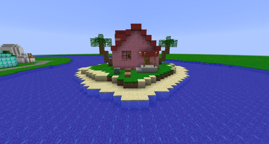 master roshi's island