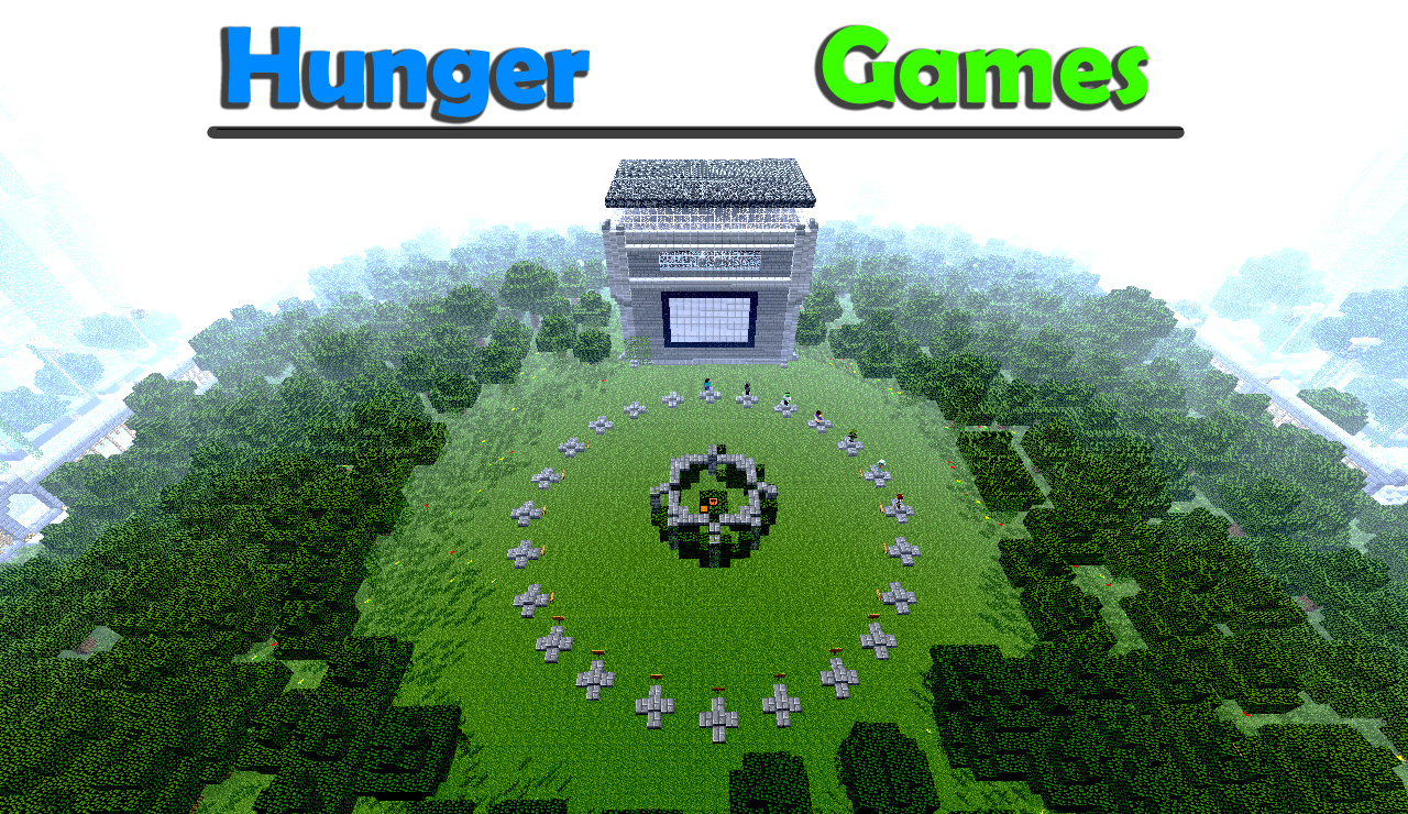 Minecraft Central Hunger Games Skywars Official Server 1 Minecraft Server