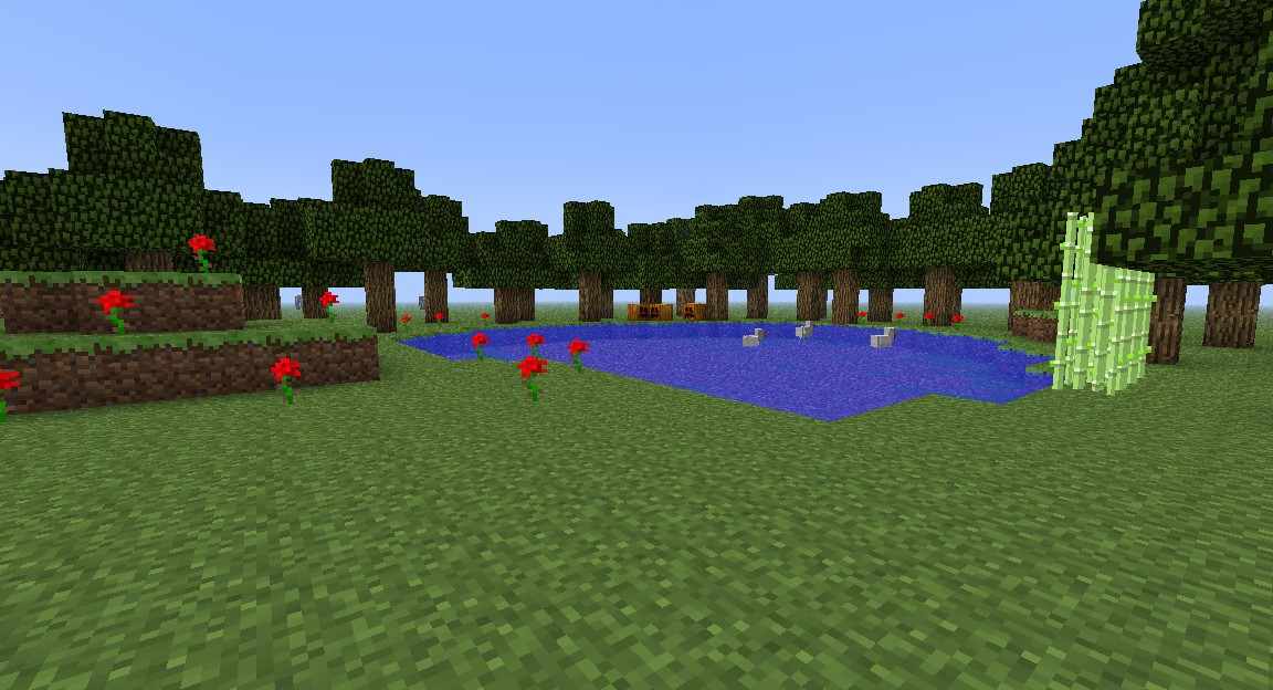 cc896e930 Wilderness LandScape Minecraft Project