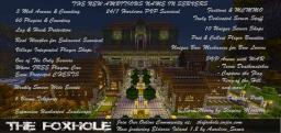 The Village Of Foxhole: Join us at thefoxhole.enjin.com! Minecraft Server