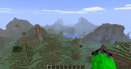 Cool landscape Minecraft Map & Project
