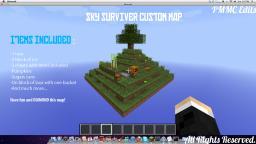 Sky Surviver [1.2.5] | PMMC Minecraft Project
