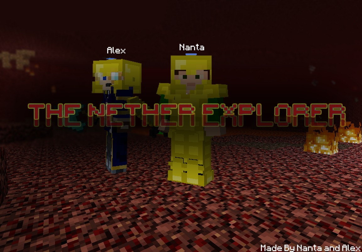 how to get to the nether world