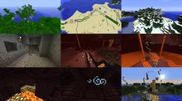 BEASTMODE ENGAGE (mindblowing parkour map) Minecraft Map & Project