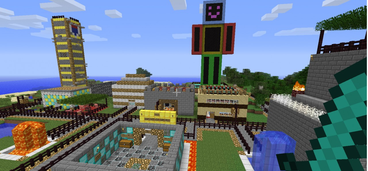 Block Hunterz Survival Minecraft Server