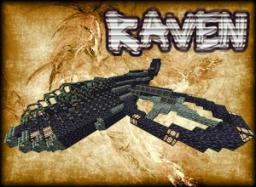 The Raven Duocopter Minecraft Map & Project