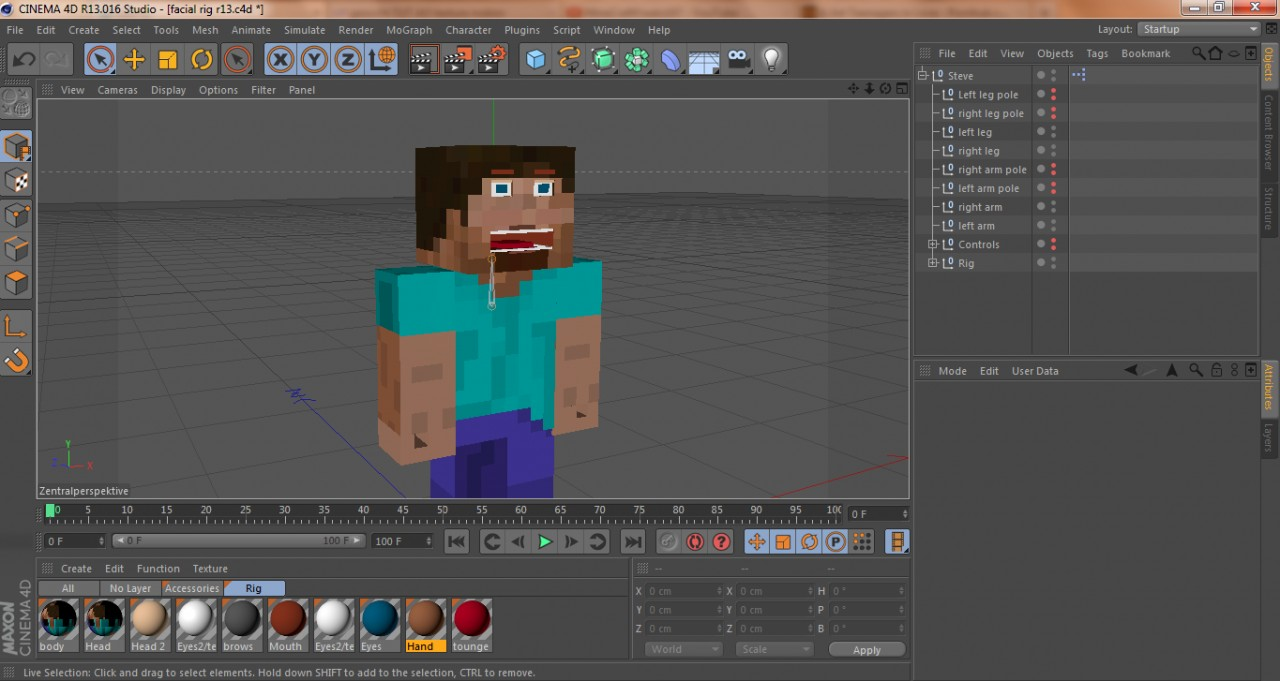 Cinema 4d Minecraft Video Minecraft Project