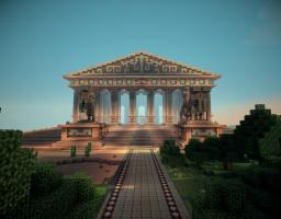 Greek athens (Spawn) Minecraft