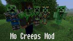 [1.2.5] Mo Creepers Mod Minecraft Mod