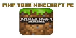 Pimp your Minecraft Pocket Edition for Idevices | Add a custom skin and texture pack Minecraft Blog Post
