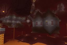 the castle of honour NETHER EDITION Minecraft Map & Project