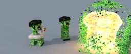 Super Slow Motion Madness Minecraft