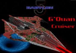 Babylon 5 - G'Quan class Heavy Cruiser [Video + Download link!] Minecraft Project