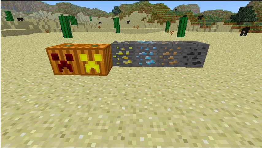 Some Blocks