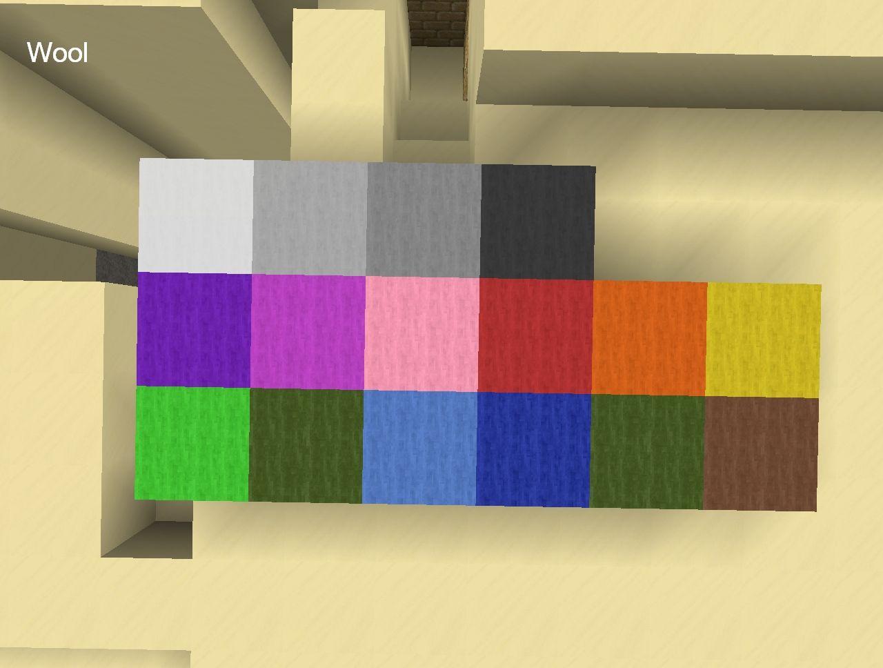 SabbaCraft 64x64 1.2.5 Minecraft Texture Pack