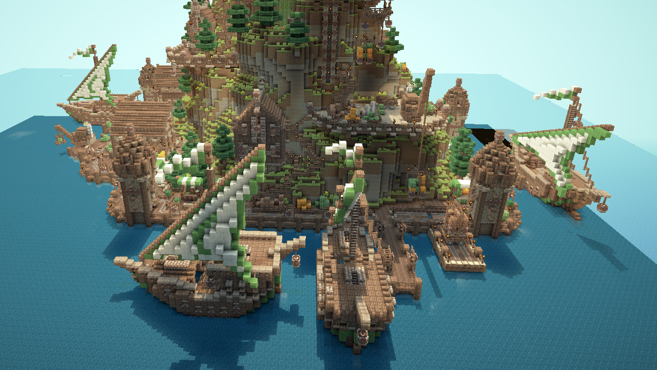 the minecraft project world download Creating the imagined world of middle earth in minecraft according to  minecraft middle earth is a minecraft community that recreates the  non-project related.