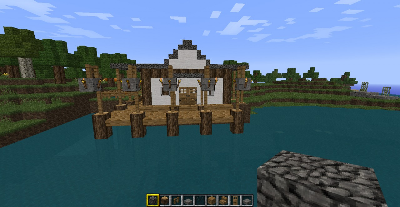 Cool Minecraft Building Ideas My Simple Minecraft Buildings