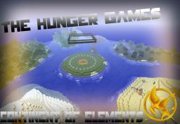 The Hunger Games ''Continent Of Elements'' Minecraft Map & Project