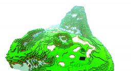 The Sky Island Minecraft Map & Project