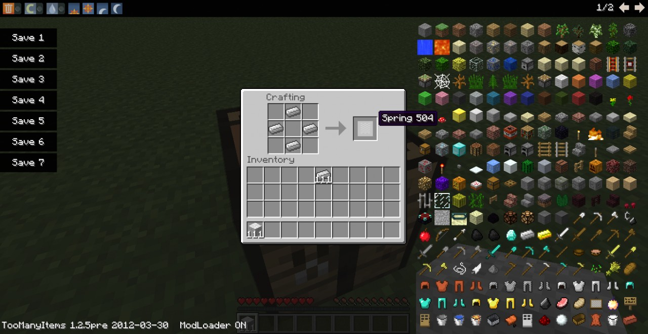 minecraft modloader 1.2.5