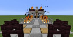 Asian Style Hosue Minecraft Map & Project