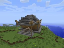 My Attempt of a Chinese Pagoda (one floor) :( Minecraft Map & Project