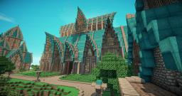 Calastore Capital City of Ithero Minecraft Project