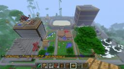 The Zoo Minecraft Map & Project