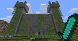 Castle/Mansion of Baldwina Minecraft Project