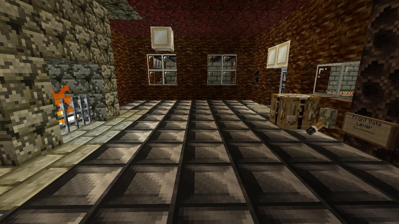 inside bottom floor