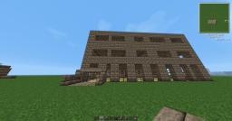 Stone Brick Hotel Minecraft Map & Project