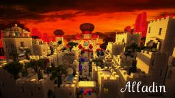 The Land Of Aladdin - Disney Creation Minecraft Project