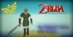 Link - Legend of Zelda Twilight Princess Minecraft