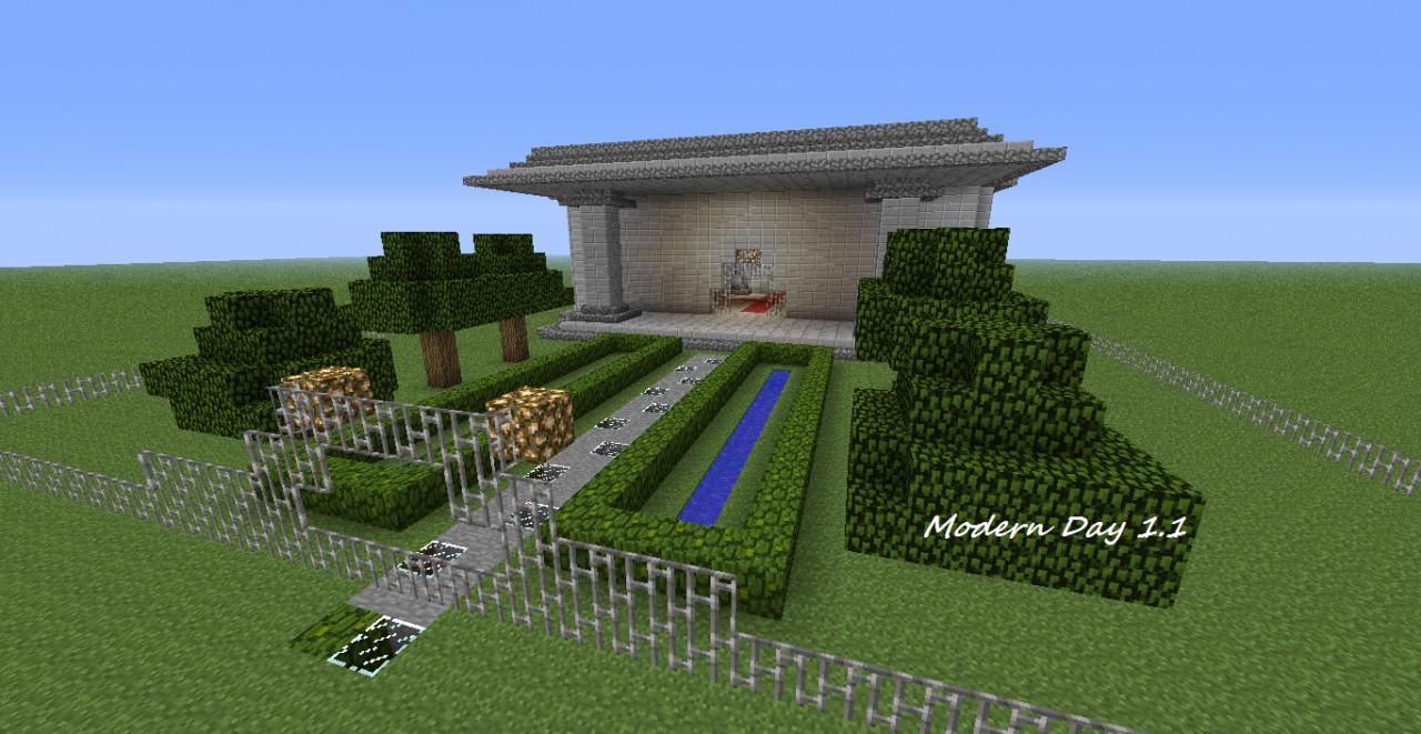 Modern Day 1 1 Minecraft Project