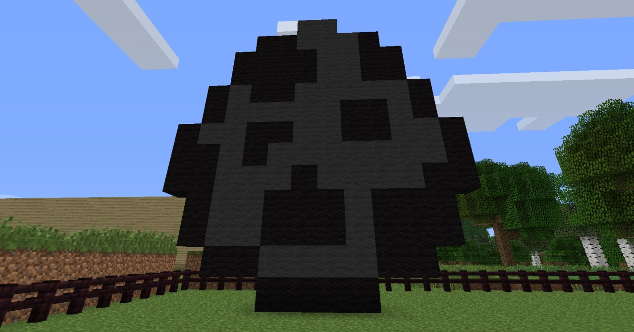 enderman spawnegg minecraft project