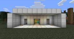 Redstone Door Mechanism Package! Minecraft Map & Project