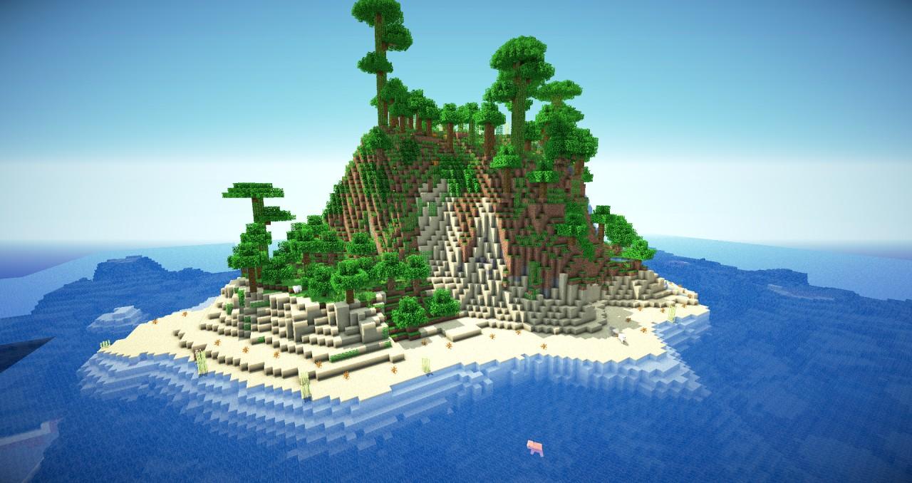 The Mystic Cave Survivor Map Minecraft Project