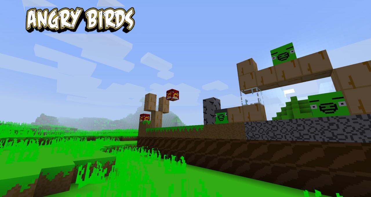 Bird Craft Minecraft